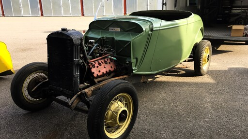 "34 Ford Roadster ""Nyhet"""
