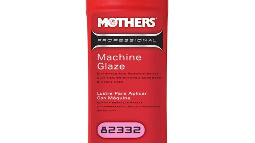 Mothers Machine Glaze