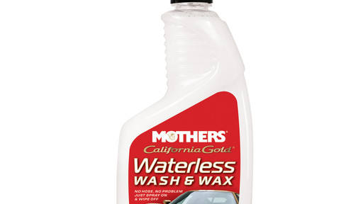 Mothers Waterless Wash&Wax 710ml