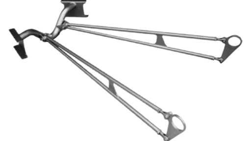 Ladderbar kit 35-48 ford