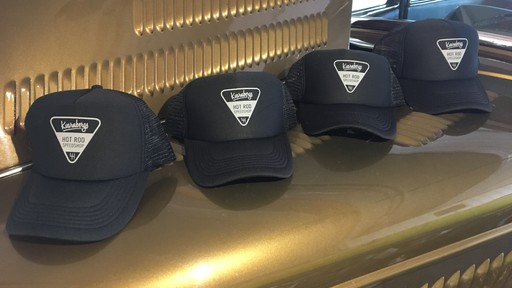 Trucker cap Kvarnberg Hot Rod Speedshop