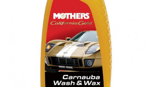 Mothers Wash & Wax Schampo