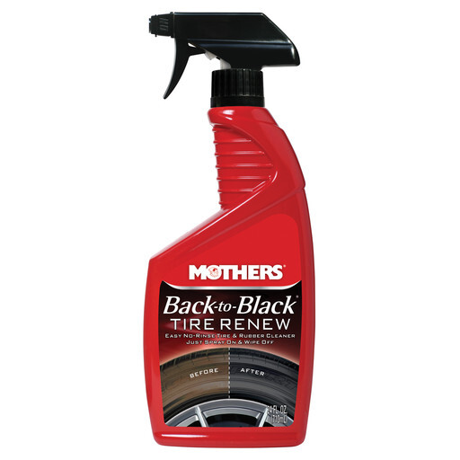 Back-to-Black® Tire Renew 710ml