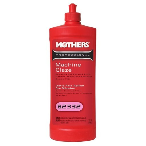 Mothers Machine Glaze 1L
