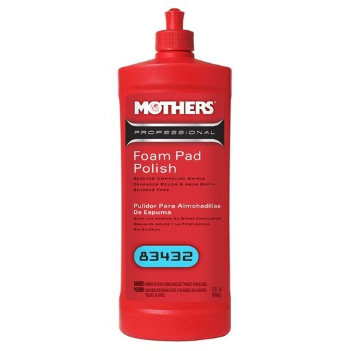 Mothers Foam Pad Polish 1L