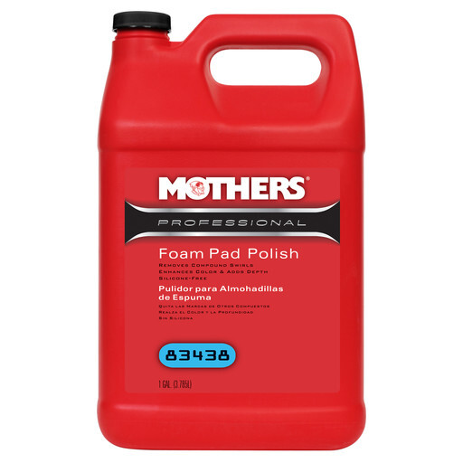 Mothers Foam Pad Polish 3,8L