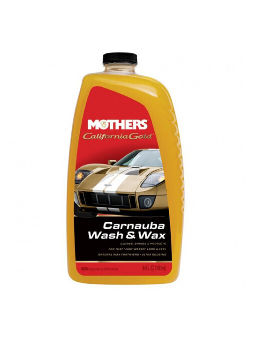 1,9 L Mothers Wash & Wax Schampo