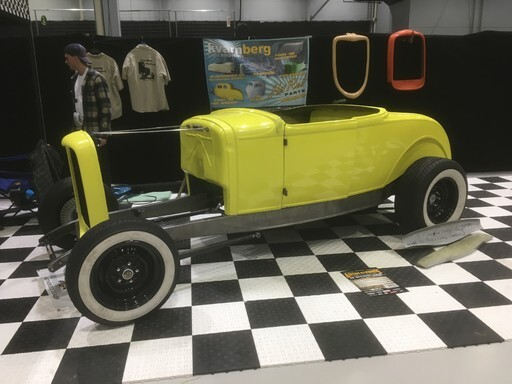 A-ford 30/31 roadster kaross
