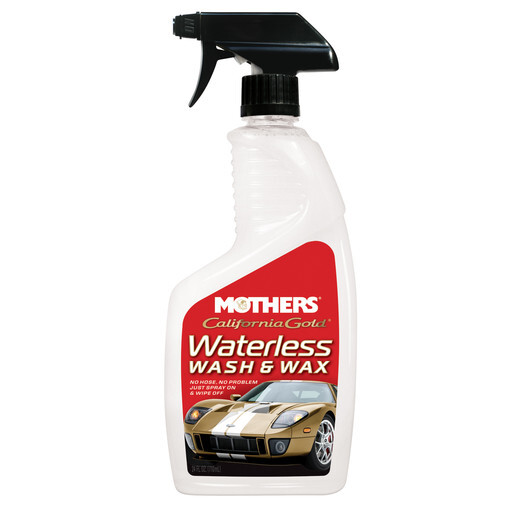 Mothers Waterless Wash&Wax
